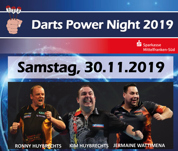 Darts Power Night 2019