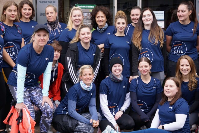 Benefizaktion – SportScheck RUN 2019