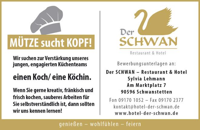 Der Schwan Hotel Und Restaurant Sylvia Lehmann Schwanstetten