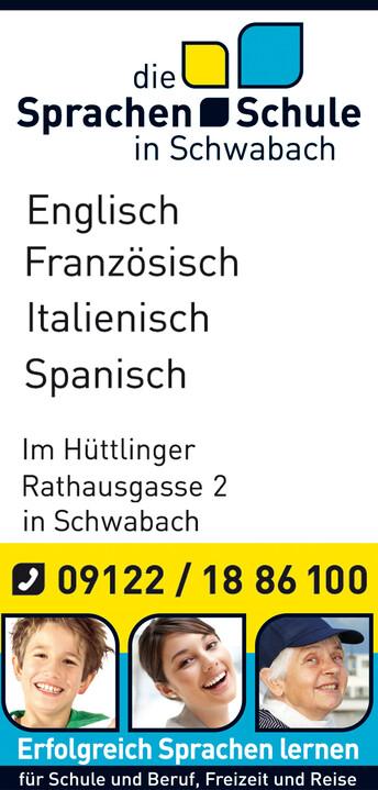 Die Sprachenschule in Schwabach