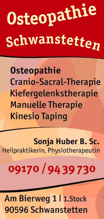 Osteopathie Schwanstetten