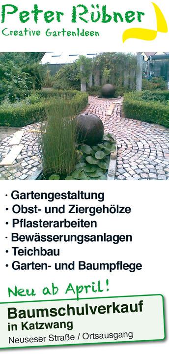 Gartengestaltung Rübner