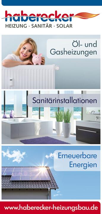 Haberecker Heizungsbau GmbH + Co. KG