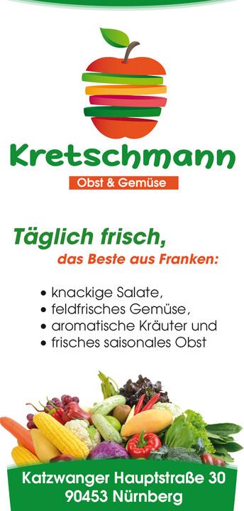 Kretschmann Obst und Gemüse
