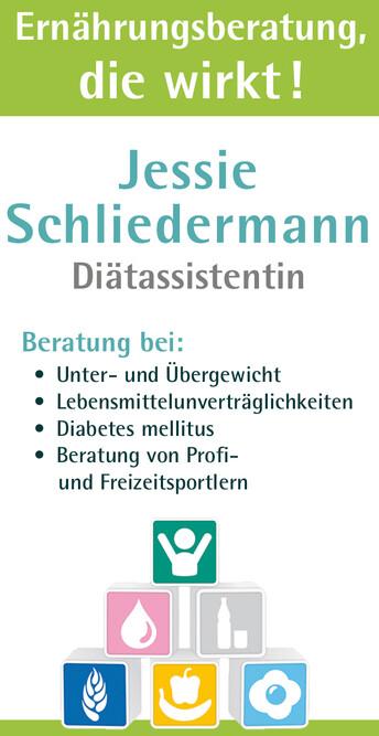 Studio für Ernährungsberatung - Jessie Schliedermann