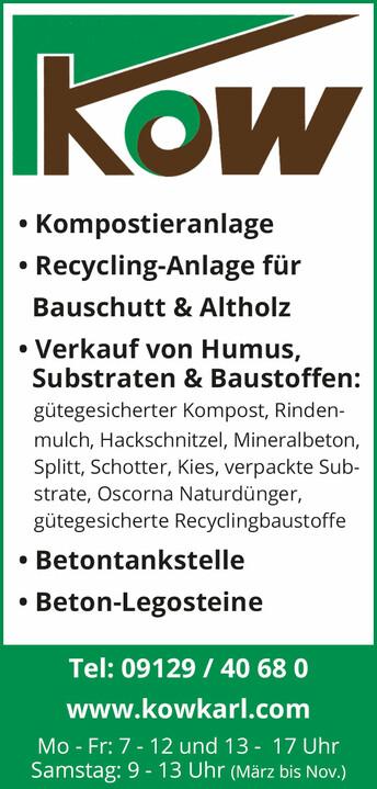 KOW Kompostierungsgesellschaft mbH