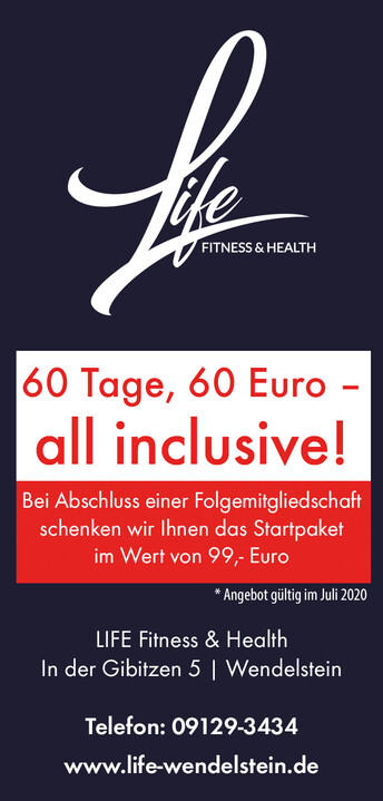 Life Fitness & Health GmbH