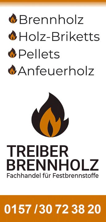 Treiber Brennholz