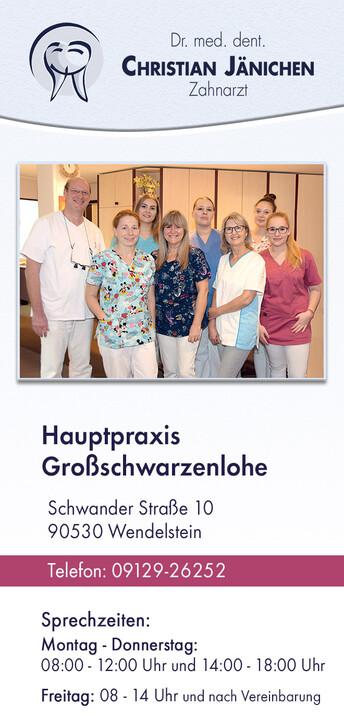 Zahnarzt Dr. Christian Jänichen