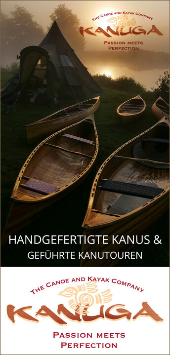 KANUGA Canoe / Kajak