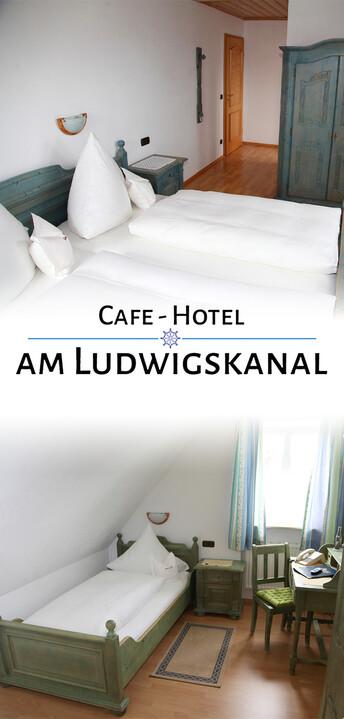Cafe-Hotel Am Ludwigskanal