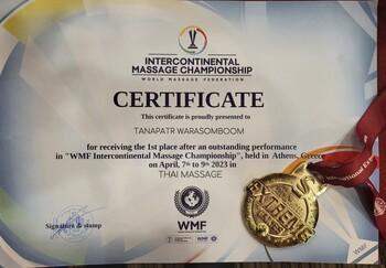 Tan Thaimassage Training Center