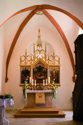 Evangelische Kirchengemeinde Leerstetten