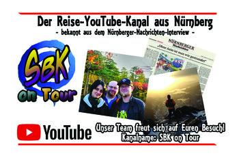 SBK on Tour - YouTube-Kanal aus dem Nürnberger Süden
