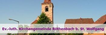 Evang. Pfarramt Röthenbach