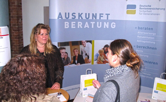 "Aktionstag ""Job und Familie"" in der Kulturfabrik"