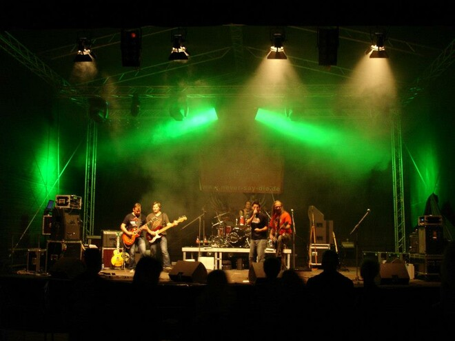 Rocknacht in Abenberg – Never Say Die, Big Chili  & Tacum