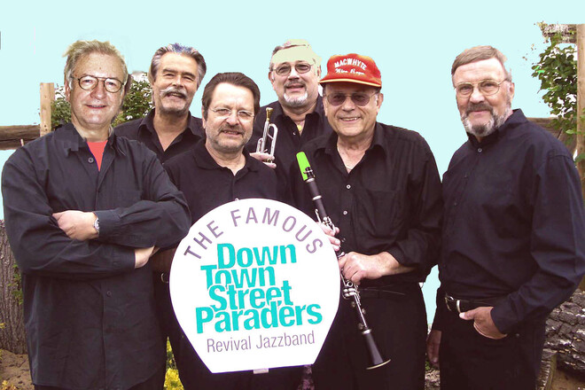 Sommerserenaden am Badhausplatz – The Famous Down Town Street Paraders Revival Jazzband