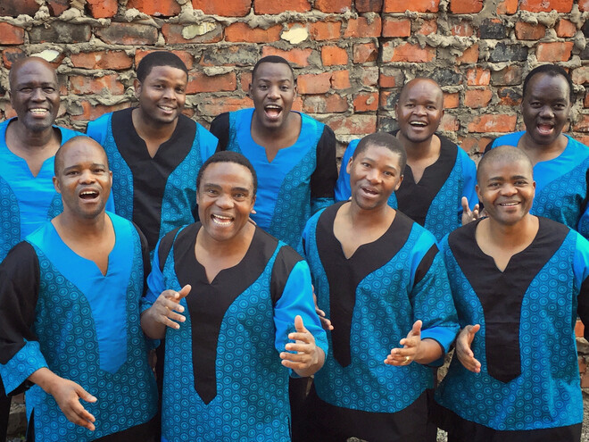 Ladysmith Black Mambazo / Jazz & Blues Open Wendelstein