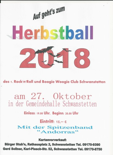 Herbstball 2018