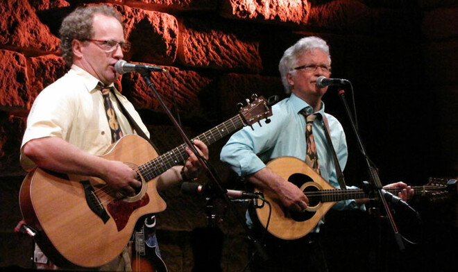 Irish & British Folk, Bluegrass & Blues mit den Matching Ties