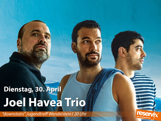 Joel Havea Trio / Jazz & Blues Open Wendelstein