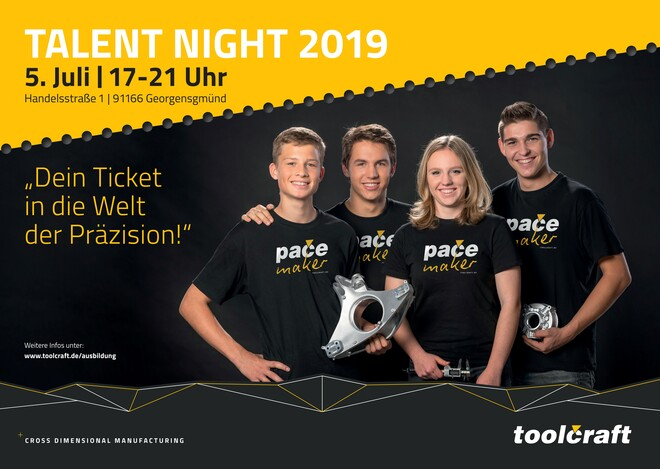 toolcraft Talent Night 2019