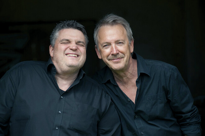 George Nussbaumer & Richard Wester