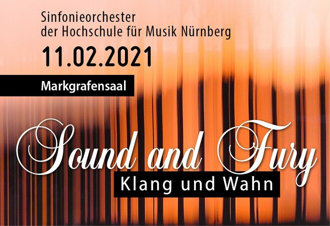 Sound and Fury  - Klang und Wahn