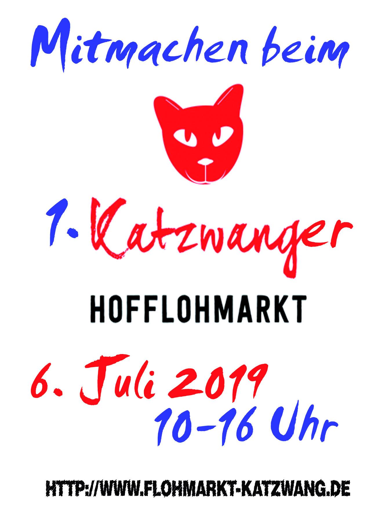 Hofflohmarkt Katzwang Meier Magazin De
