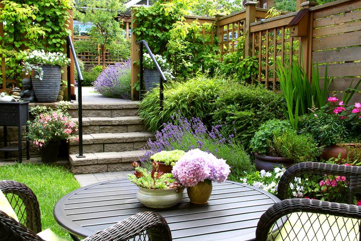 Kleine Gärten richtig planen - Region - meier-Magazin.de