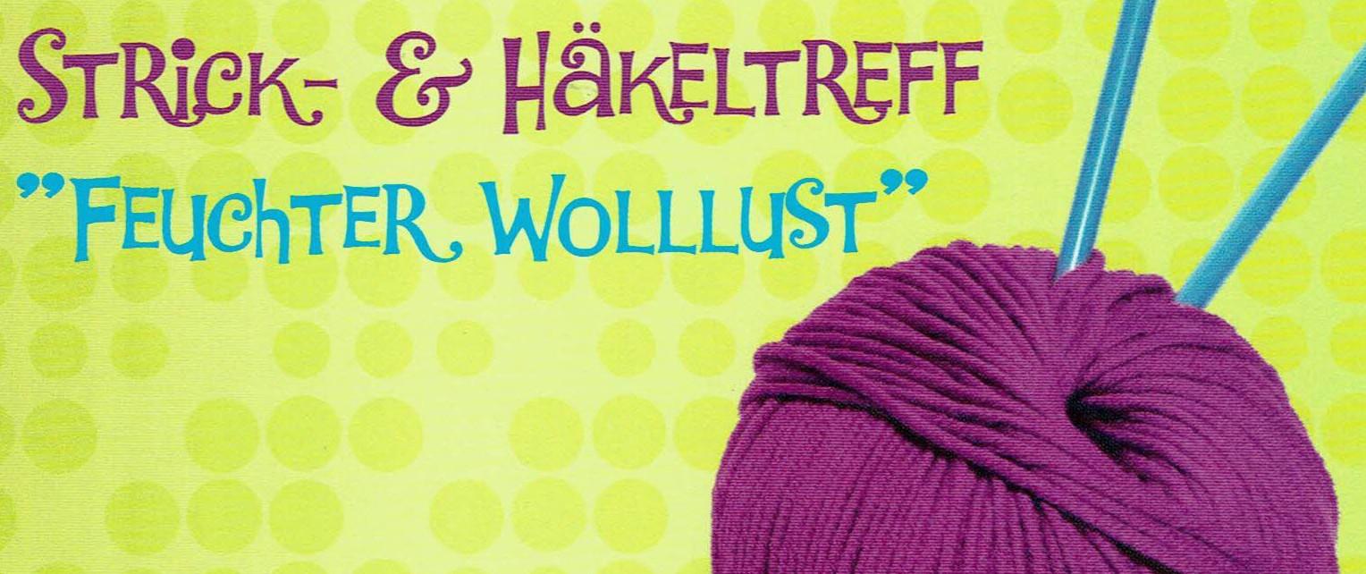 Strick Häkeltreff Feuchter Wolllust Meier Magazinde