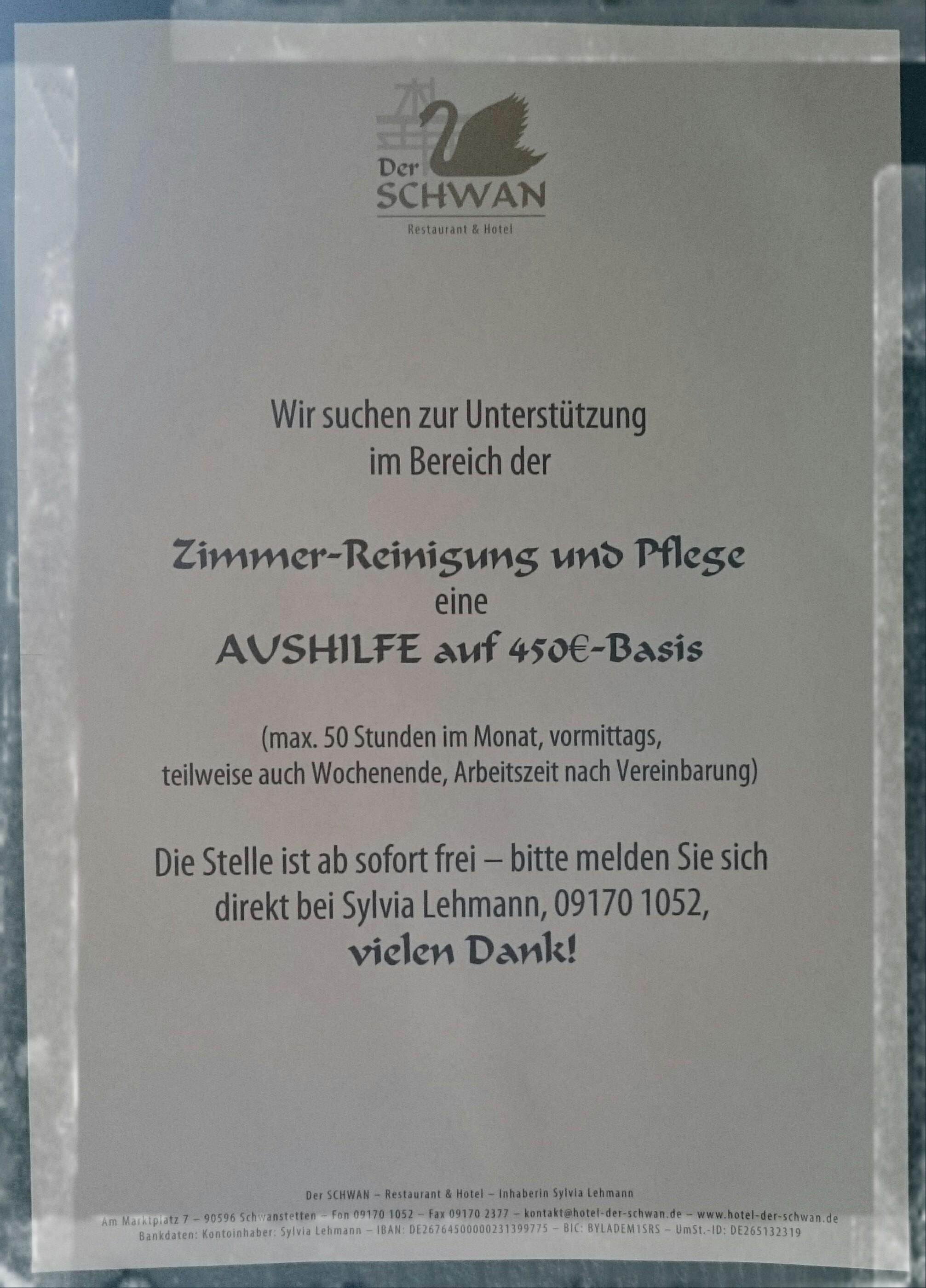 Mitarbeiterin Gesucht Schwanstetten Meier Magazin De