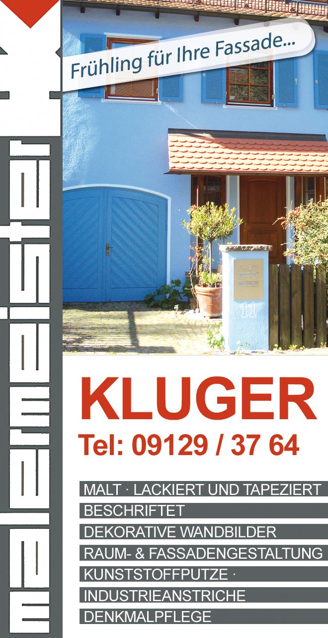 Malermeister Helmut Kluger