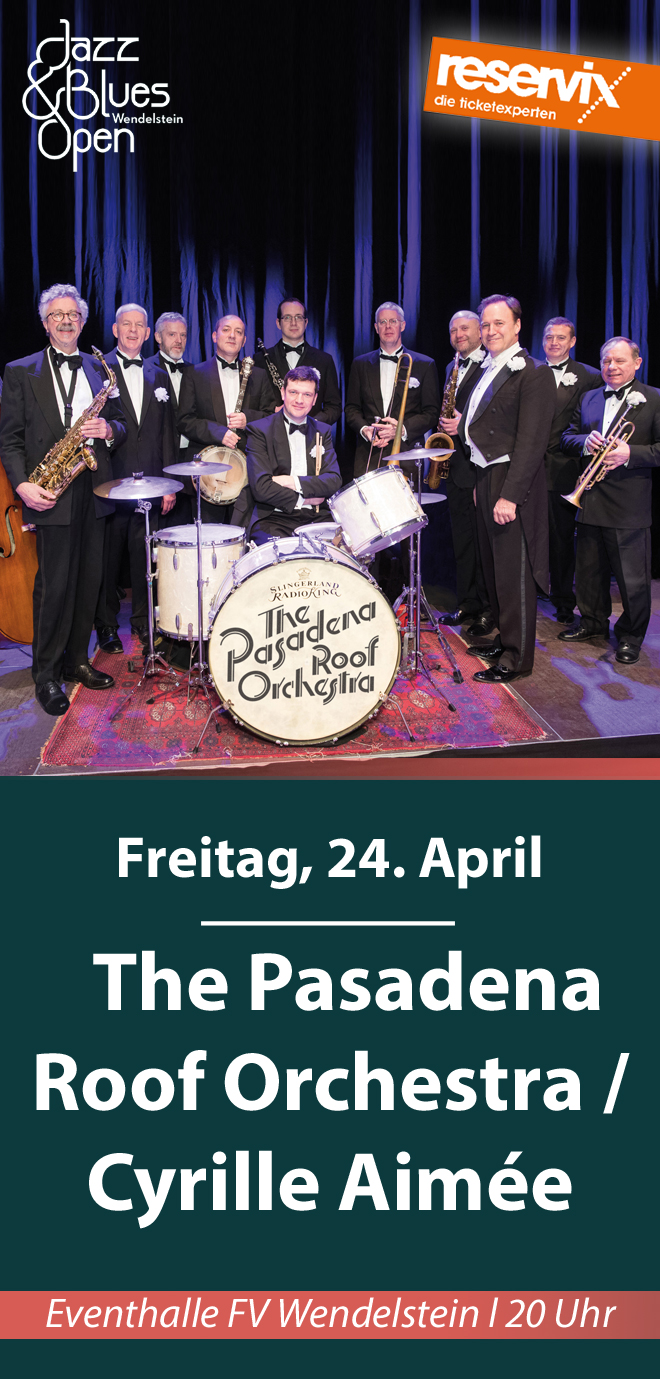 Jazz & Blues Open Wendelstein