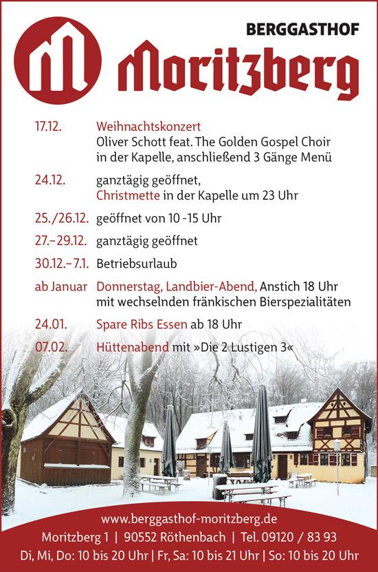 Berggasthof Moritzberg