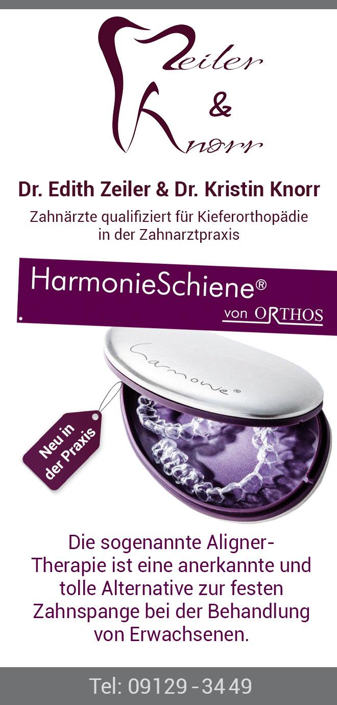 Gemeinschaftspraxis Dr. Edith Zeiler & Dr. Kristin Knorr