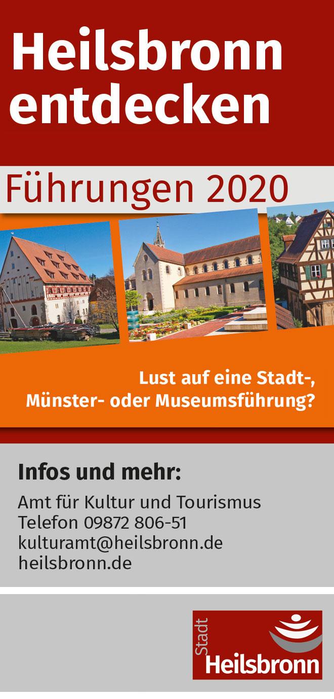 Stadt Heilsbronn - Amt für Kultur und Tourismus