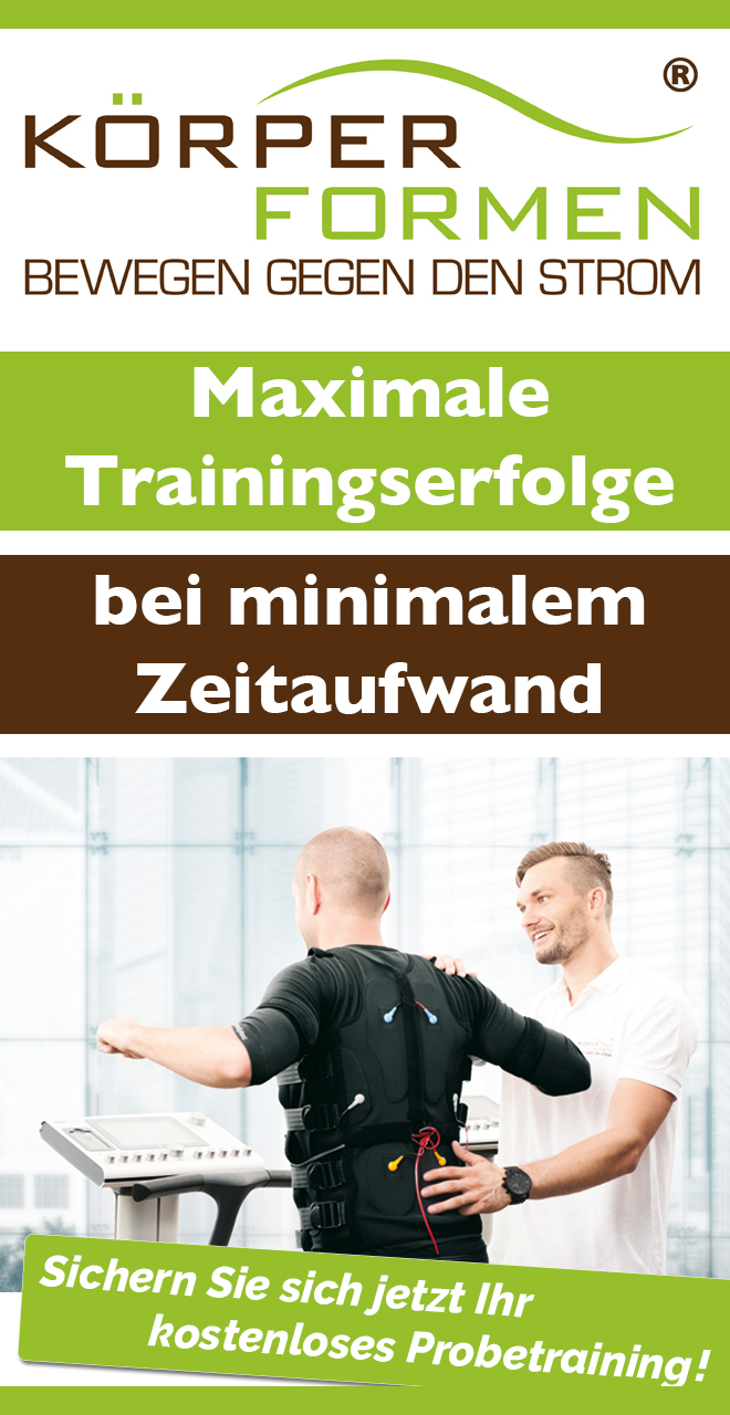 Körperformen - EMS-Training / Studio Feucht