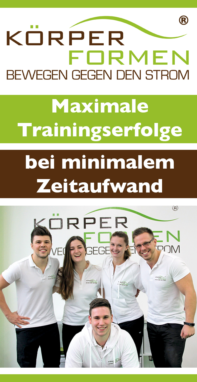 Körperformen - EMS-Training / Studio Herpersdorf
