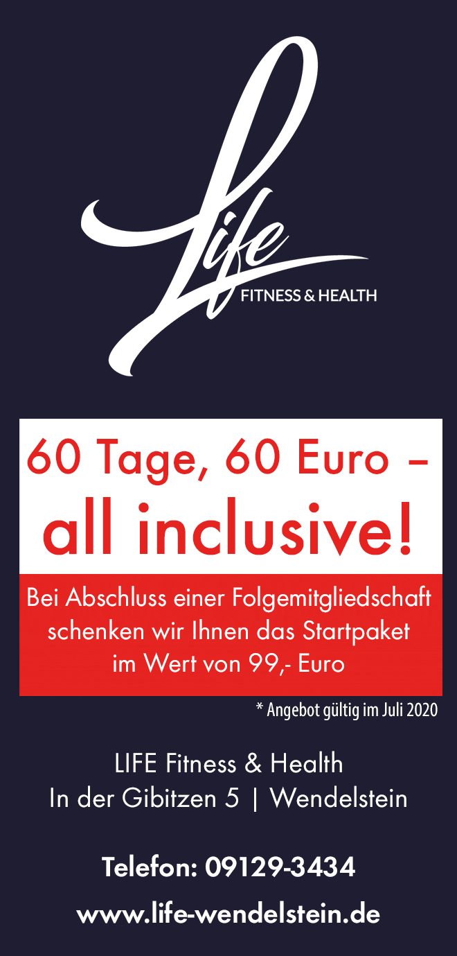 Life Fitness & Health GmbH