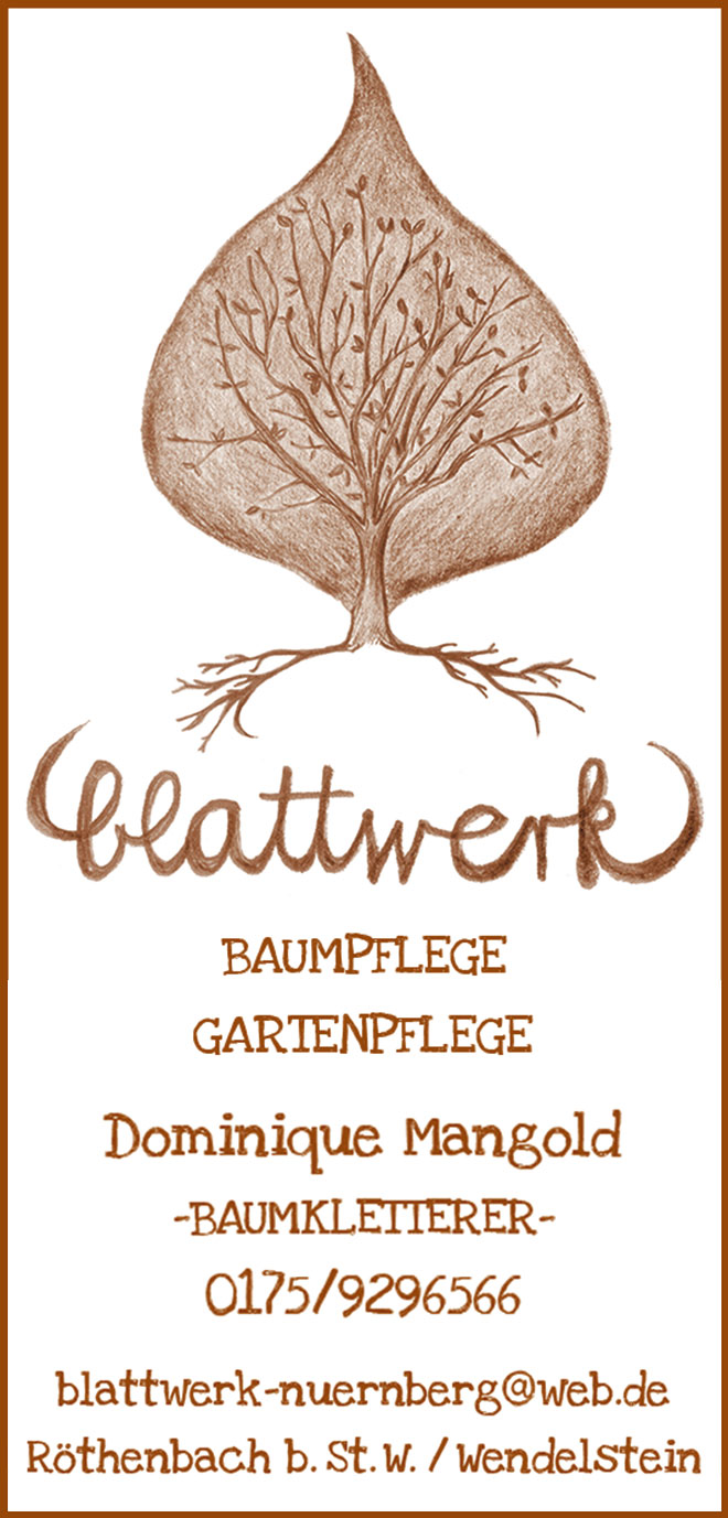 Blattwerk – Baumpflege & Gartenpflege