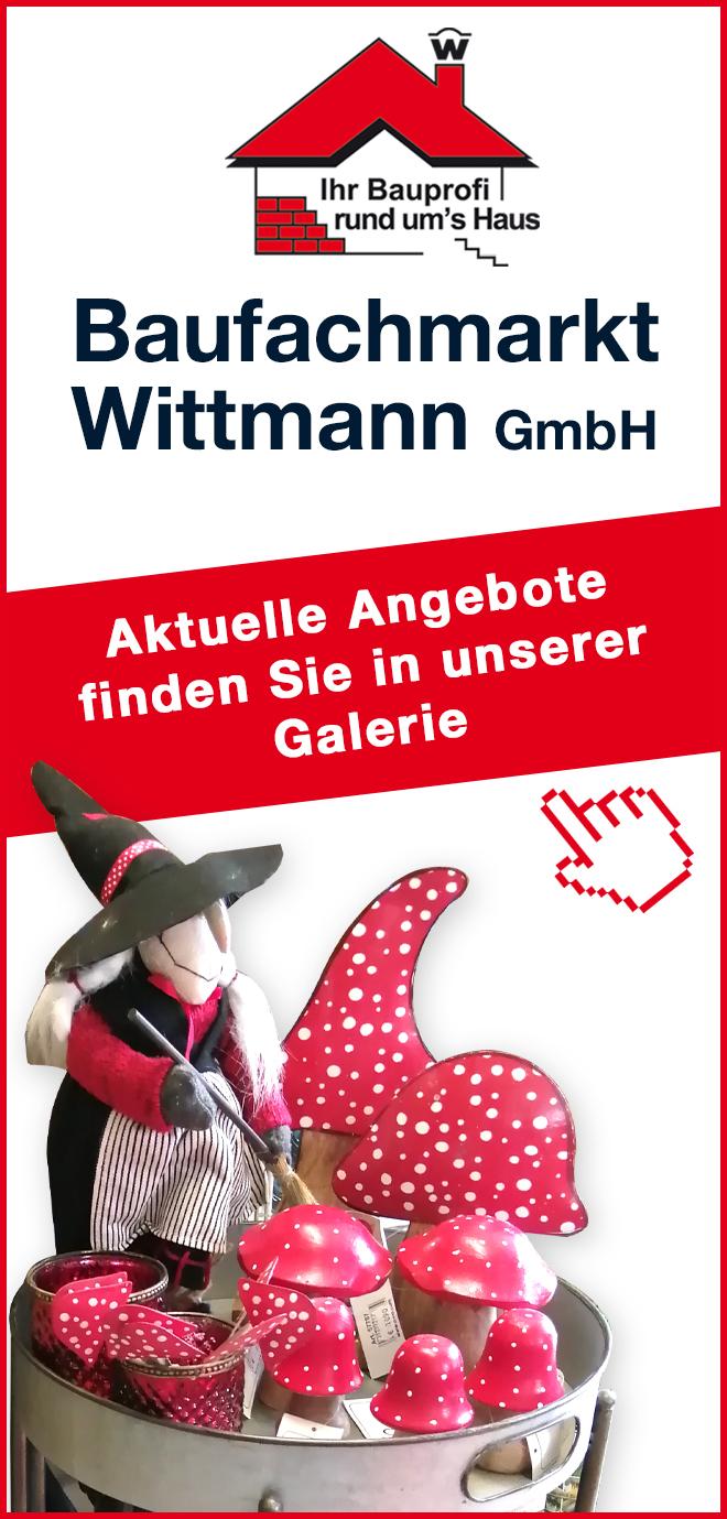 Baufachmarkt Wittmann GmbH
