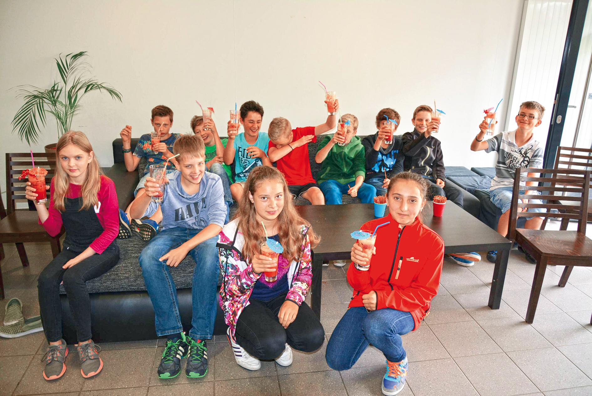 Partygetränke auch ohne Alkohol - meier-Magazin.de