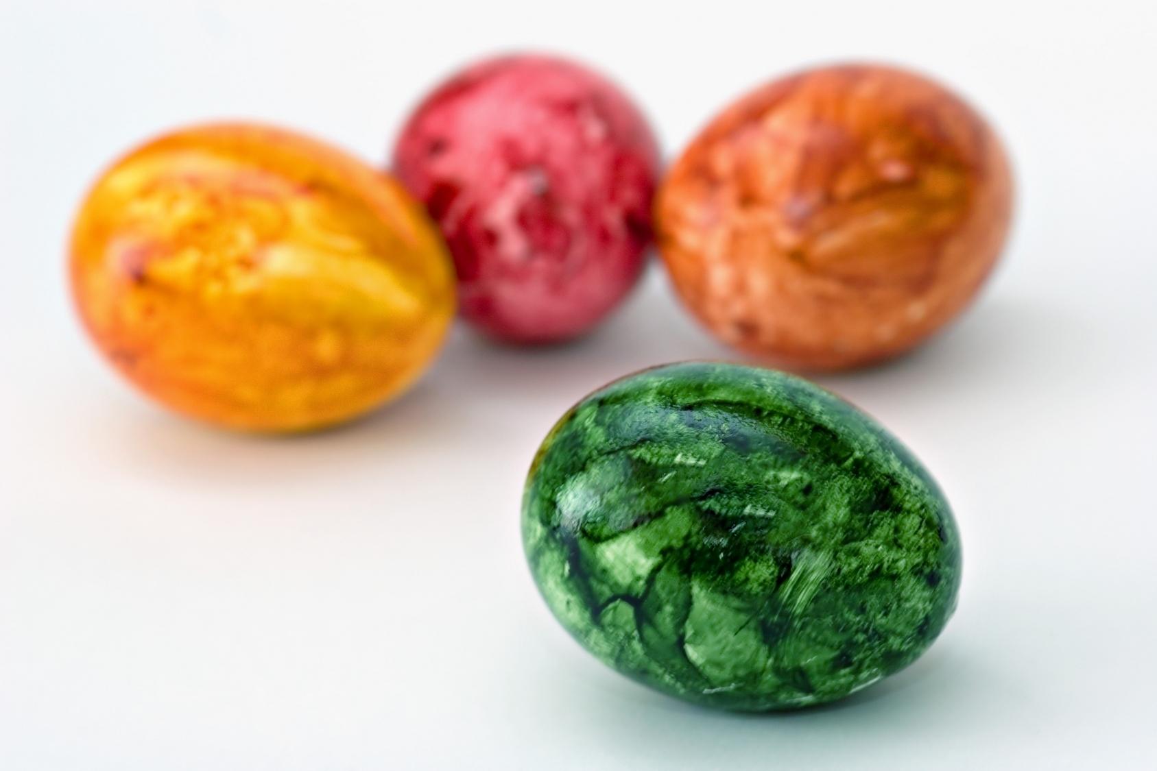 Gefärbte Ostereier: Das sollten Sie wissen! - Ostern - meier-Magazin.de