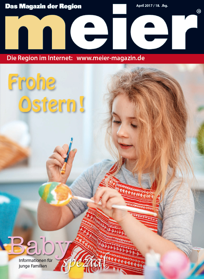 meier Magazin April 2017