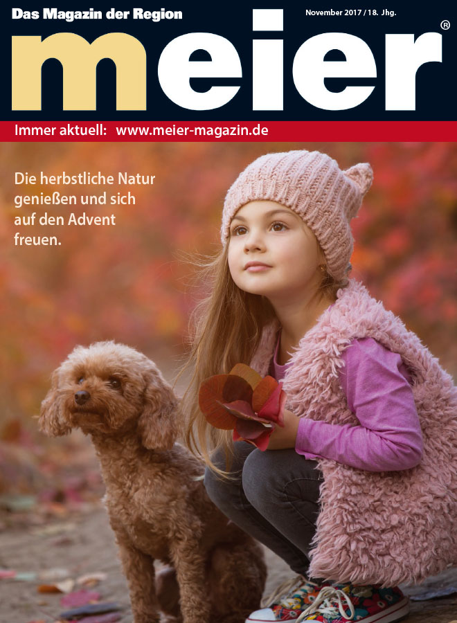 meier Magazin November 2017