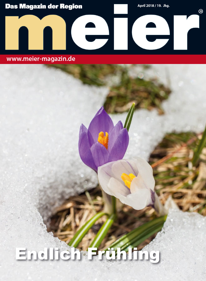 meier Magazin April 2018
