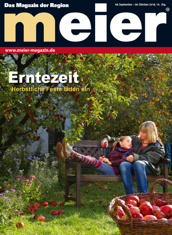 meier Magazin September 2018