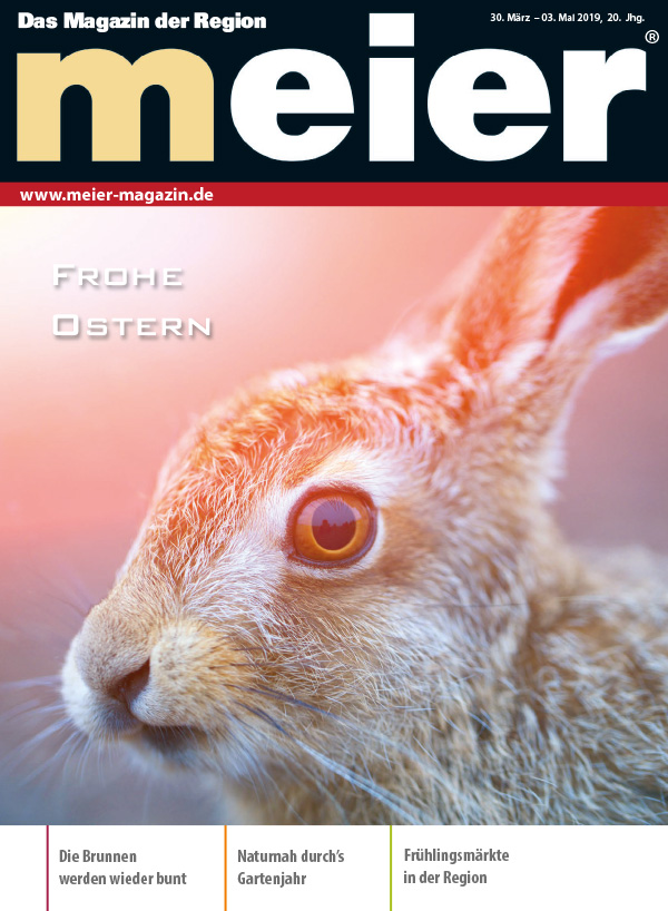meier Magazin April 2019